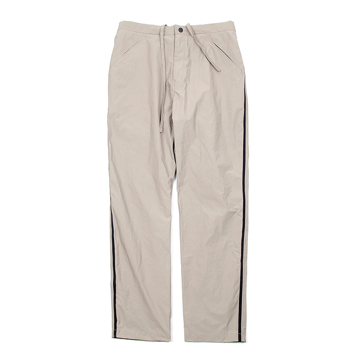 비헤비어 PACKABLE PANTS_LIGHT GREY
