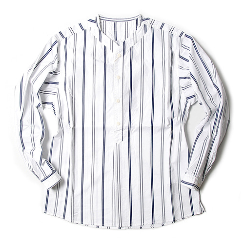 비헤비어 Baseball shirt_STRIPE