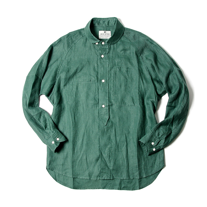 비헤비어 DAY SHIRT_GREEN