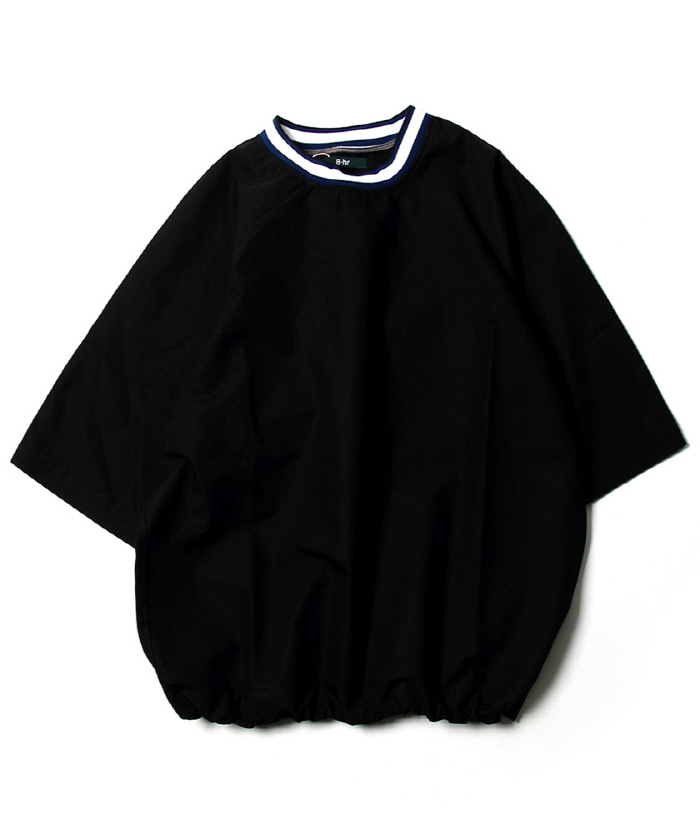 비헤비어 WEEKEND SHIRTS_Black