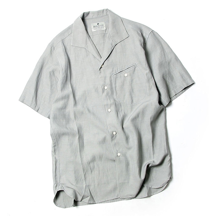비헤비어 FLIGHT SHIRTS_MINT